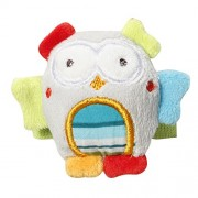 Fehn Baby Rattle Bracelet Owl Holiday