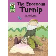 The Enormous Turnip by Robert James