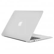 "Carcasa fata/ spate Incipio Feather Apple MacBook Air 13"" Translucent Frost"