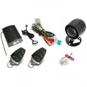 Alarma auto KeeTec TS 10 cu 2 Telecomenzi RC Max