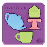 Green Toys Puzzle 3D pztp-1160 Tea Party