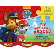 Nickelodeon PAW Patrol My Pup-Tastic Rescue by Parragon Books Ltd
