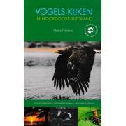 Vogelgids - Natuurgids - Reisgids Vogels kijken in Noordoost Duitsland   KNNV