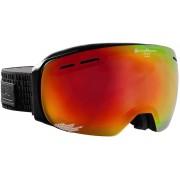 Alpina Granby Goggle QVMM/S2 black matt/red Goggles