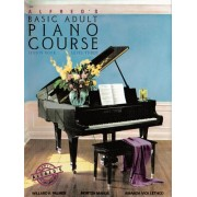 Alfred's Basic Adult Piano Course Lesson Book, Bk 3