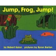 Jump, Frog, Jump! Board Book by Robert Kalan