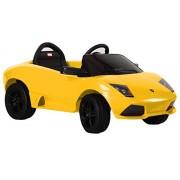 Vroom Rider Lamborghini Murcielago LP 640-4 Rastar 6V Battery Operated/Remote Controlled Ride-On, Yellow