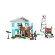 Jucarie Mega Bloks Call of Duty Nuketown Building Set