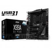 MSI X99A SLI PLUS - Raty 10 x 104,90 zł