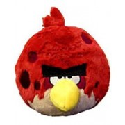 Angry Birds Plush 5-Inch Big Brother Bird with Sound