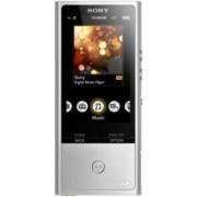 MP3 Player Sony NWZX100HNS, Bluetooth, 128 GB (Argintiu)