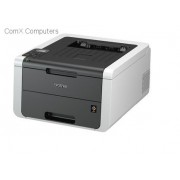 Brother A4, 18ppm Mono & Full Colour Duplex network ready laser printer