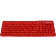 Tastatura Cu Fir Esperanza EK126R USB Rosu