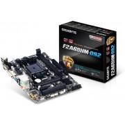Gigabyte GA-F2A68HM-DS2 AMD A68H Socket FM2+ Micro ATX moederbord