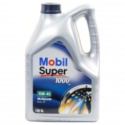 Mobil 1 SUPER 1000 X1 15W-40 5 Litre Can