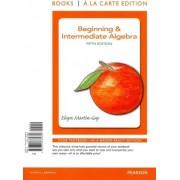 Beginning & Intermediate Algebra W/ MyMathLab Student Access Kit by Elayn Martin-Gay