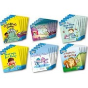 Oxford Reading Tree: Level 3: Snapdragons: Class Pack (36 books, 6 of each title) by Nicola Moon