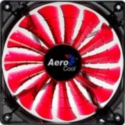 Ventilator Aerocool Shark Evil Red 14 cm