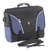 Geanta laptop 17 inch, din polyester, FALCON Courier