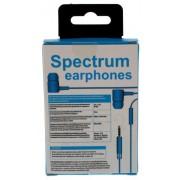 Casti Casca in ureche 3.5mm albastru Spectrum Maxell