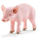 Schleich Piglet Standing Toy Figure