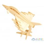 Gepetto'S Workshop: Harci Repülőgép- 3D Fapuzzle (Eureka, 34391)