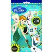 Frozen Fever 700 Stickere