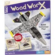 Wood Worx Kit-Jet Fighter