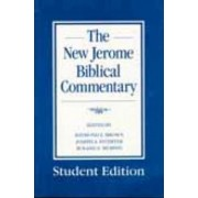 The New Jerome Biblical Commentary by Raymond E. Brown