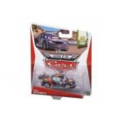 Voiture Disney Cars 2 World Grand Prix Max Schnell Véhicule Miniature N°4 Ref:Bhn62