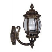 Lampa ogrodowa LO4601, złota,
