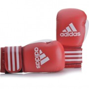 Luva de Boxe Adidas Ultima Vermelha - 14 Oz