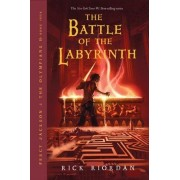 The Battle Of The Labyrinth (Percy Jackson & The Olympians, Bk. 4)