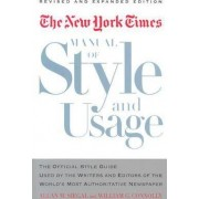 The Nyt Style Book by Alan M. Siegal