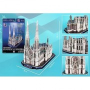 Daron St. Patricks Cathedral 3D Puzzle 117-Piece