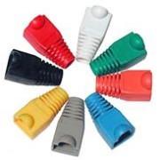 NetiX Rubber Boots-100 PER PACK - Green, Retail