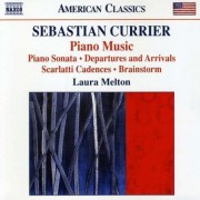 S. Currier - Piano Sonata/ Departures & (0636943963821) (1 CD)