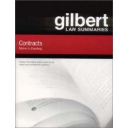 Gilbert Law Summaries on Contracts by Melvin Eisenberg
