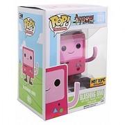 Funko POP! Pink Blushing BMO Adventure Time Vinyl Figure #321 Exclusive