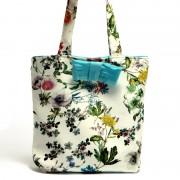 Spring Tote bag-Plasuta cadou handmade