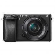 Sony A6300 16-50 POWER ZOOM KIT SVART