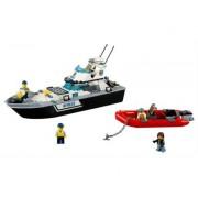 LEGO® City 60129 - Polizei-Patrouillen-Boot