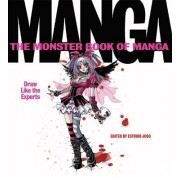 The Monster Book of Manga by Estudio Joso