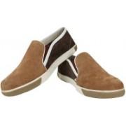 Moladz Verona Casual Shoes(Tan, Brown)