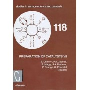 Preparation of Catalysts VII: Proceedings of the 7th International Symposium on Scientific Bases for the Preparation of Heterogeneous Catalysts, Louvain-la-Neuve, Belgium, September 1-4, 1998 7th by R. Maggi