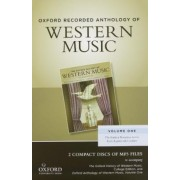 Oxford Recorded Anthology of Western Music by Richard Taruskin