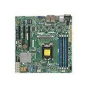 SUPERMICRO X11SSH-LN4F - Motherboard - Mikro-ATX - LGA1151 Socket - C236 - USB 3.0
