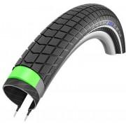 """SCHWALBE Big Ben Plus Copertone 28"""" filo metallico Reflex nero Copertoni biciclette elettriche"""