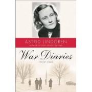 War Diaries, 1939-1945 by Astrid Lindgren