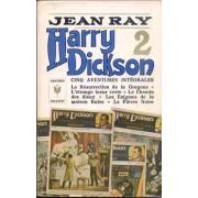 Harry Dickson - Cinq Aventures Intégrales - Tome 2